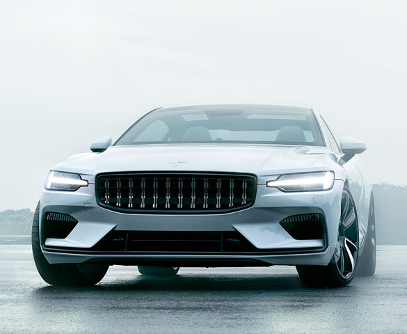 Volvo's Polestar reveals first markets for debut plug-in hybrid
