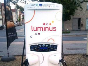 25 Tritium Veefil-RT 50kW charge points have been installed along Belgian motorways