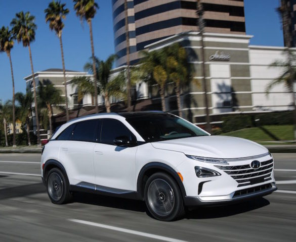 Hyundai Nexo fuel cell SUV to bring 800km range