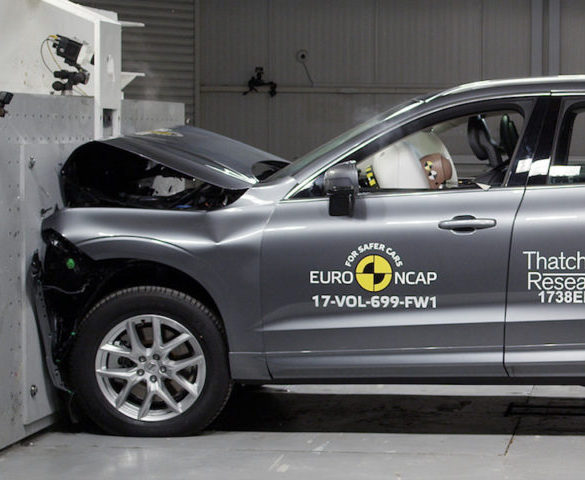2017's best-in-class Euro NCAP performers revealed