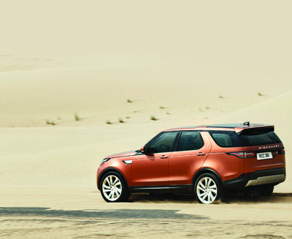 Remarketing notes: Land Rover Discovery