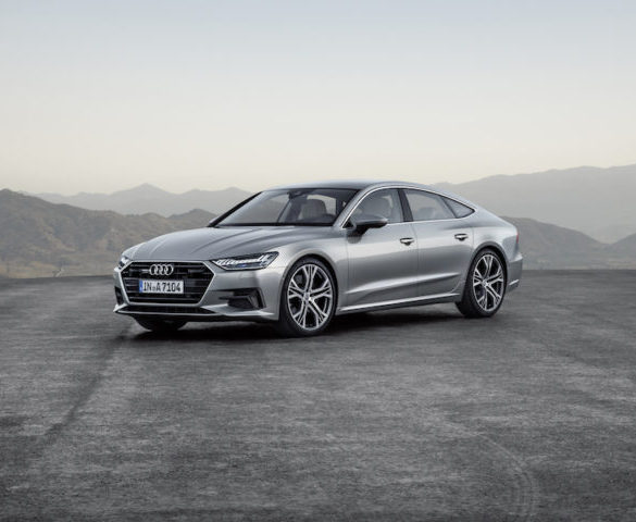 2019 Audi A7 gets US debut at Detroit
