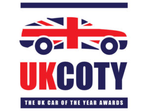 UK Car of the Year logo