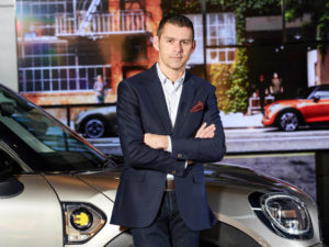 David George appointed as new director for Mini UK