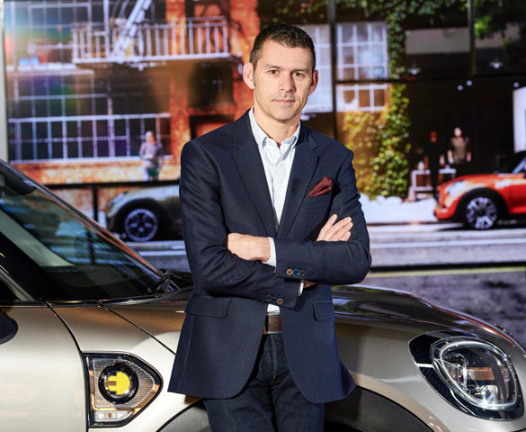 Mini UK appoints David George as new director
