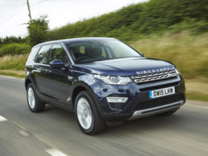 Jaguar Land Rover is cutting back production of the Land Rover Discovery Sport and Range