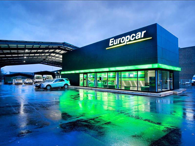 Europcar Group is launching a new chauffeur service