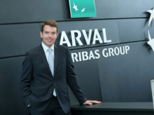 Ferréol Mayoly, managing director, Arval France