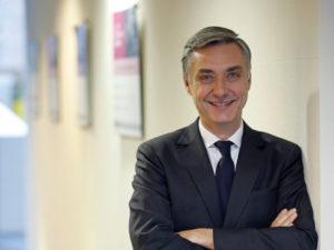 François-Xavier Castille, director of international development, Arval