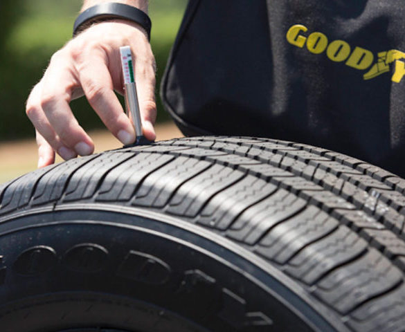 Goodyear pilots fleet services business model for car sharing providers