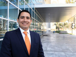 Luis Perez, VWFS Mexico's commercial manager, fleet and truck business