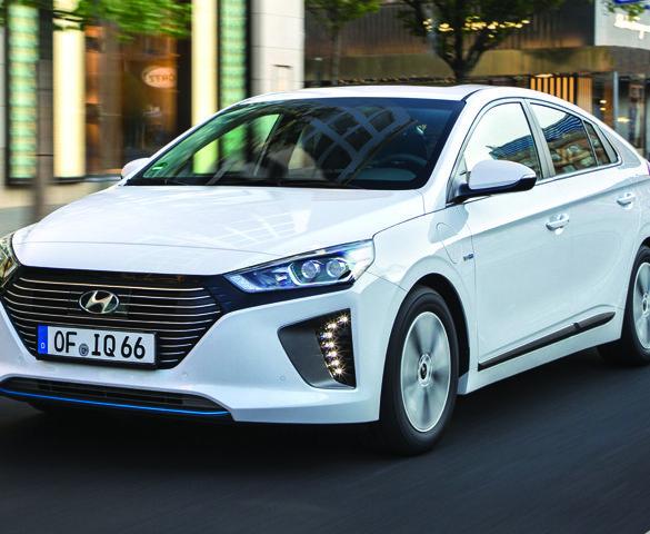 Road Test: Hyundai Ioniq Plug-In Hybrid