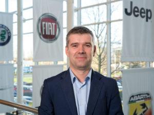 Arnold Leclerc, managing director, Fiat Chrysler Automobiles UK & Ireland
