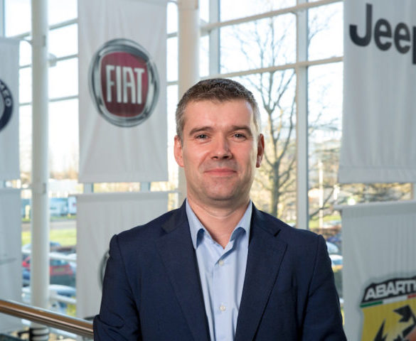 Fiat Chrysler Automobiles UK & Ireland names new managing director