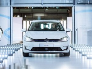 The Volkswagen Golf was Norway's biggest-selling car during 2017