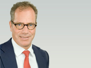 Dr Jörg Löffler, chief executive officer of the Fleet Logistics Group