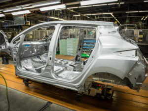 European vehicle manufacturing could fall to as low as 5% of the global market