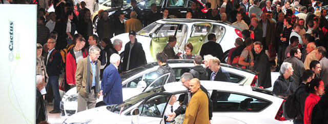 International Motor Show Paris