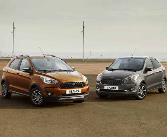 Facelifted Ford Ka+ ushers in new Active soft roader