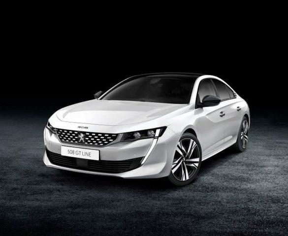 New Peugeot 508 targets the premium brands