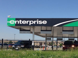 Enterprise, which includes Enterprise Rent-A-Car, National Car Rental and Alamo Rent A Car is expanding into Finland