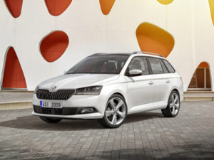 1.4TDI is missing from the new Škoda Fabia Combi line-up