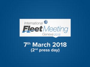 International Fleet Meeting 2018