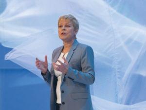 Linda Jackson, Citroën CEO