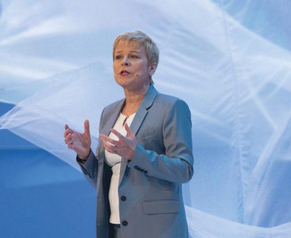 Interview: Linda Jackson, CEO Citroën