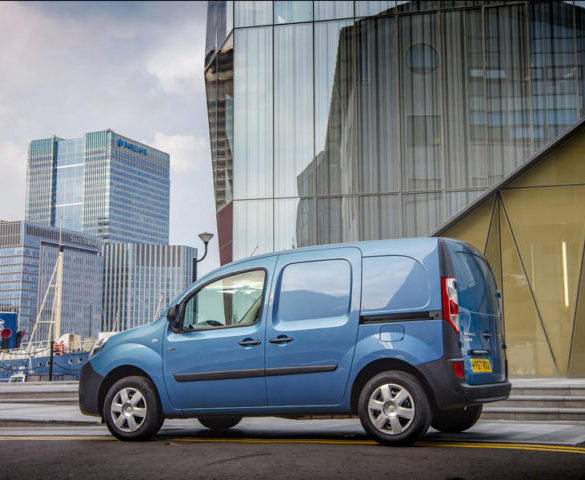 Smaller electric vans hit parity with diesels