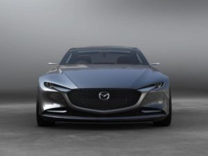 Mazda's first EV will get a rotary engine as a range-extender
