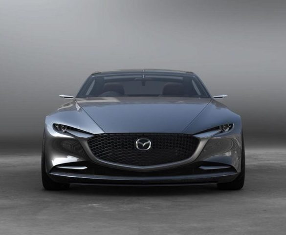 Rotary power returns as part of Mazda's eco range