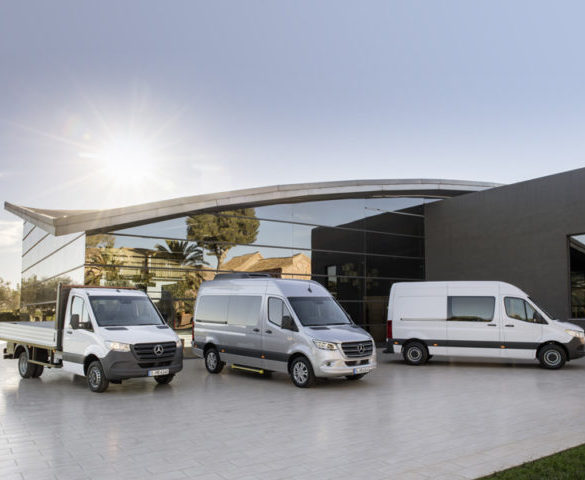 New Sprinter to bring 'end-to-end system solution' for fleets