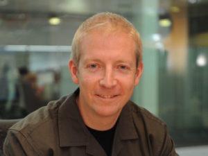 Rob Lindley, UK managing director of Mitsubishi