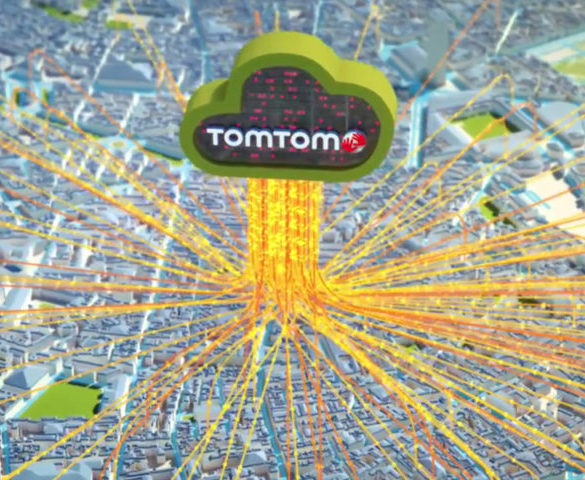 TomTom expands On-Street Parking Service