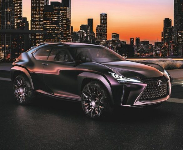 Lexus UX crossover to bring fight to X1 and Q3
