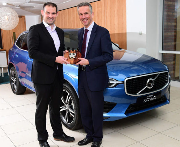 Volvo XC60 takes UK Car of the Year title