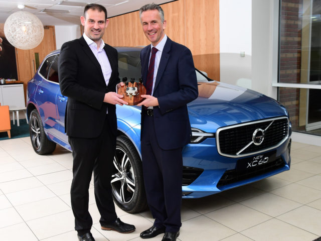Volvo XC60 wins UK car of the year 2018