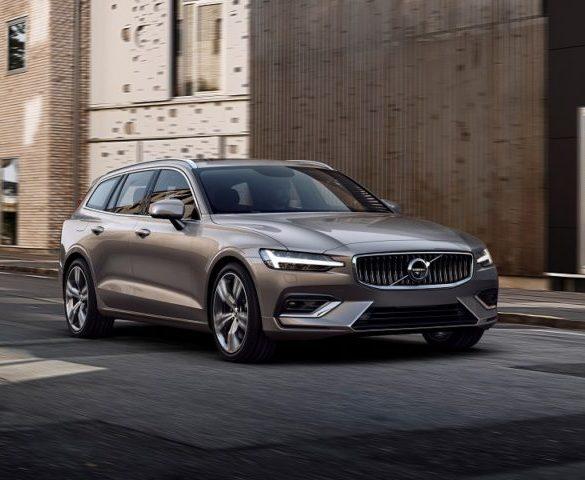 Volvo reveals new V60 estate