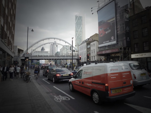 ClientEarth has won three court cases against the UK government for poor air quality