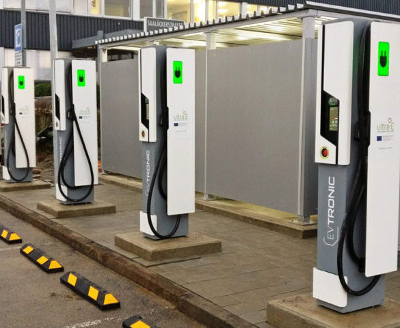 South European project to bring ultra-fast charger network from late 2018