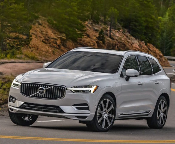 Volvo XC60 takes 2018 World Car of the Year title