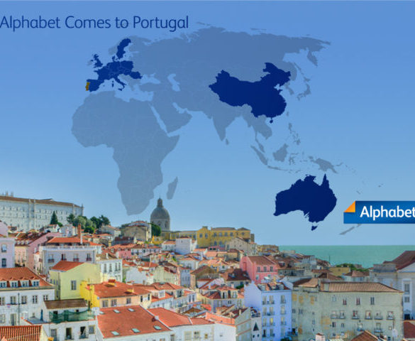 Alphabet International operations expand into Portugal