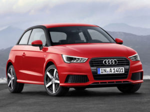 Audi was the star performer taking the top spot with growth of 89.1% thanks to the A1