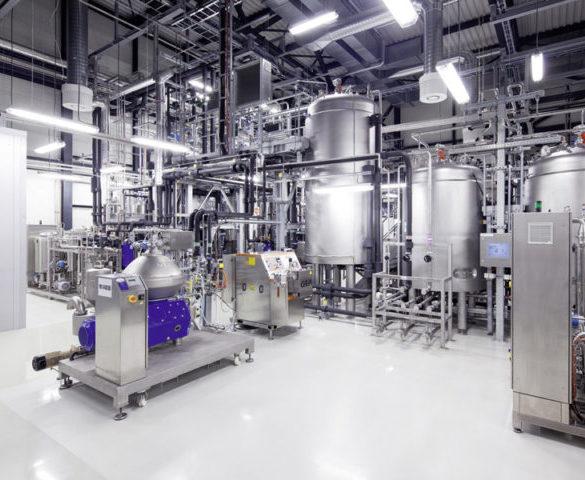 Audi makes breakthrough in e-gas production