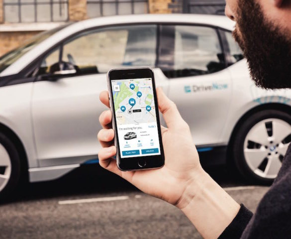 BMW and Daimler merge mobility solutions
