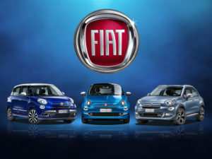 Fiat came out top in the Italian market with +23.8%
