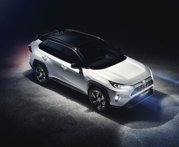 All-new RAV4 drops diesel