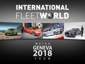 Geneva Motor Show 2018