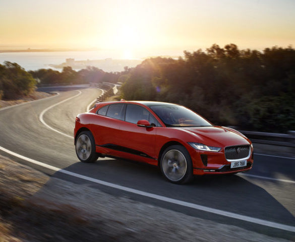 480km Jaguar I-Pace pricing and spec revealed